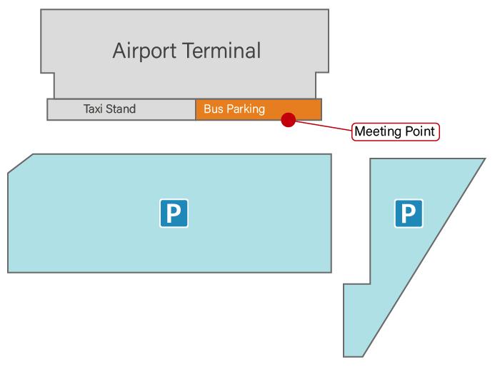 niigata airport map